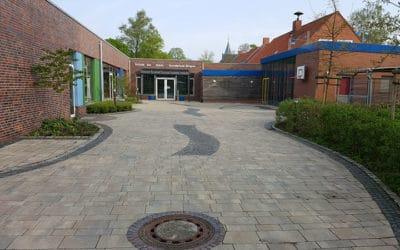Eingangsbereich Schule am Deich